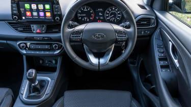 New Hyundai i30 - dash