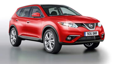 Next Nissan Qashqai front three-quarters