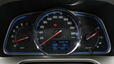 Toyota RAV4 dials