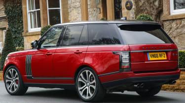 Range Rover SVAutobiography Dynamic 2017 - rear quarter