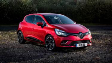 Renault Clio Signature Nav