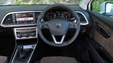SEAT Leon X-Perience - dash