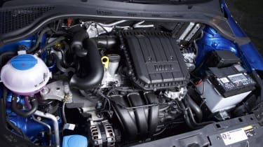 <strong>Preformance:&nbsp;</strong>There's an engine for everybody, with petrols ranging from a 59bhp 1.0 three-cyl to a 109bhp 1.2 and a 1.4 diesel offered with 89 or 103bhp
