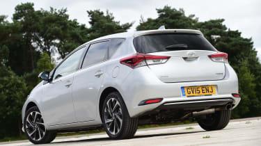 Toyota Auris - rear static