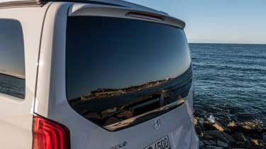 Mercedes V-Class Marco Polo - rear detail