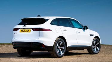 Jaguar F-Pace - rear static