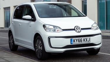 A to Z guide to electric cars - VW e-up!