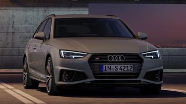 Audi S4 Avant - front twilight