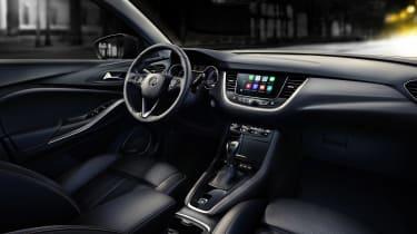 Vauxhall Grandland X - dash
