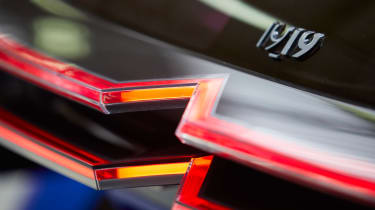 Citroen 19_19 Concept - rear light detail