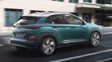 Hyundai Kona Electric - rear
