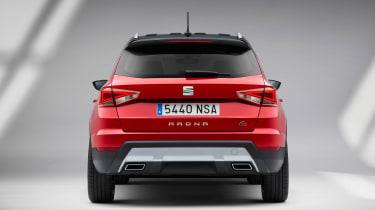 SEAT Arona FR - full rear