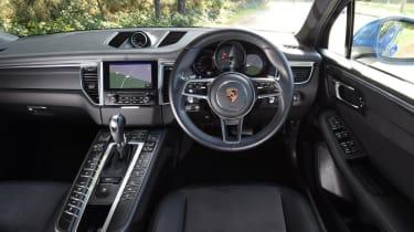 Used Porsche Macan - dash