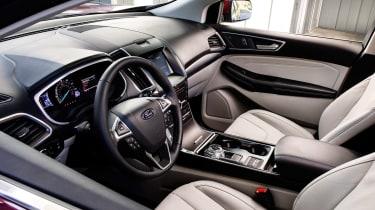 Ford Edge 2018 facelift interior