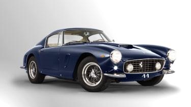 1963 Ferrari 250 - most expensive cars