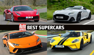 Best supercars