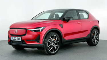 Volvo XC20 - best new cars 2022 and beyond