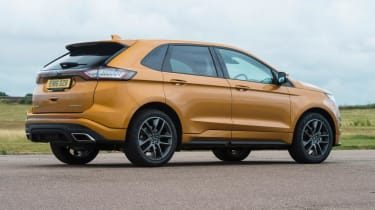Ford Edge - rear static