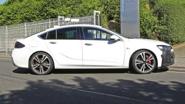 Vauxhall Insignia Grand Sport - spyshot 3