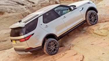 Best new cars of 2017: our road tests of the year - Land Rover Discovery