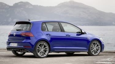 Volkswagen Golf R Performance Pack side