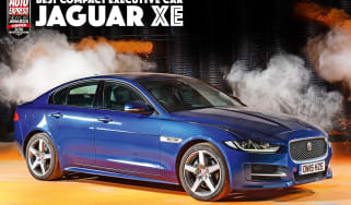 New Car Awards 2016: Compact Executive Car of the Year - Jaguar XE