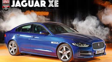 New Car Awards 2016: Compact Executive Car of the Year - Jaguar XE