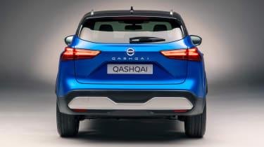 Nissan Qashqai - full rear
