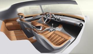 GTO Engineering Project Moderna - wide interior