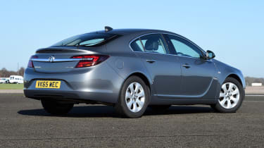 Vauxhall Insignia - rear static