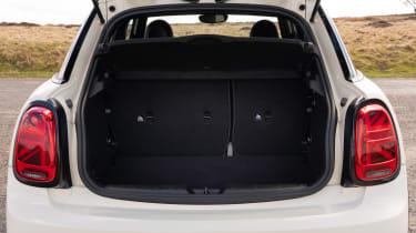 MINI Cooper S - boot