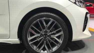 Kia Rio GT-Line - wheel
