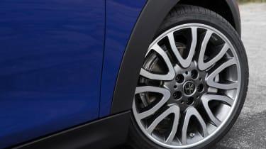MINI Convertible - wheel