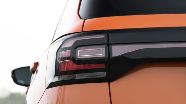 Volkswagen T-Cross - rear detail
