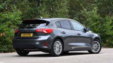 Ford Focus - rear static