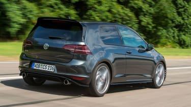 Volkswagen Golf GTI Clubsport S - rear