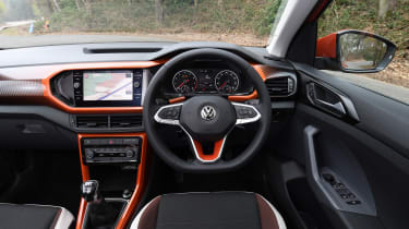 T-Cross - interior