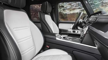 Mercedes G-Class - cabin