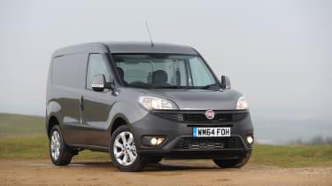 Fiat Doblo Cargo van 2015