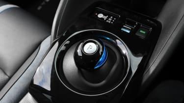 Nissan Leaf - transmission
