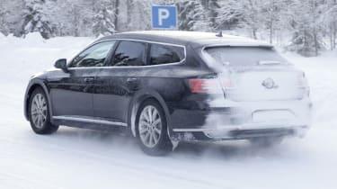 2020 Volkswagen Arteon Shooting Brake - rear 3/4 tracking