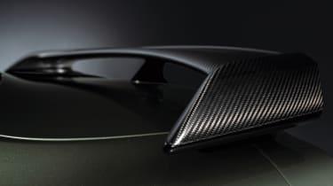 2022 Nissan GT-R - wing