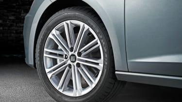 SEAT Leon - wheel detail