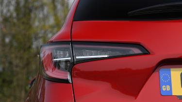 Toyota Corolla Touring Sports - rear light