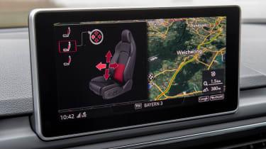 Audi S5 Sportback - infotainment screen