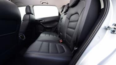 Used MG GS - rear seats