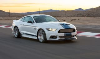 Shelby Mustang Super Snake front quarter dynamic
