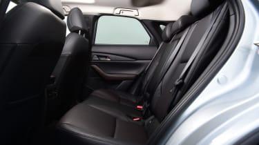 Mazda CX-30 - seat