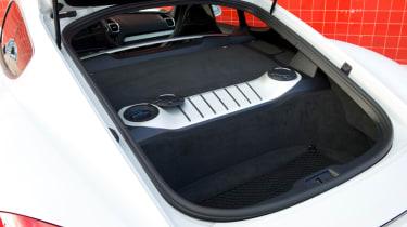 Porsche Cayman boot