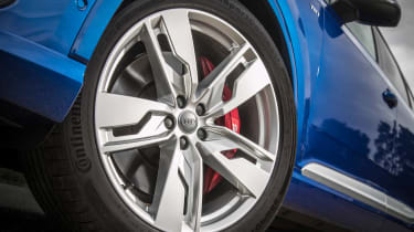 Audi SQ7 - wheel detail